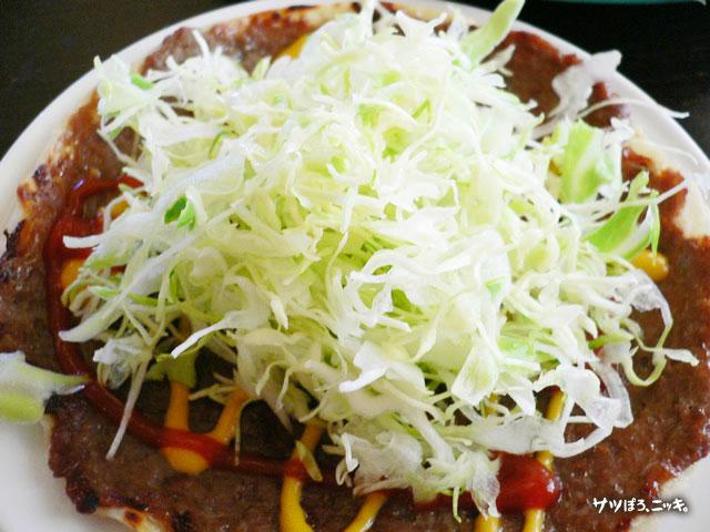 ランチョ・エルパソのラムチャパティの食べ方2