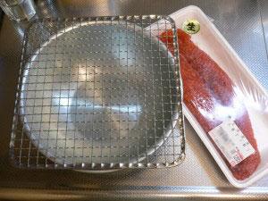 筋子丼の作り方