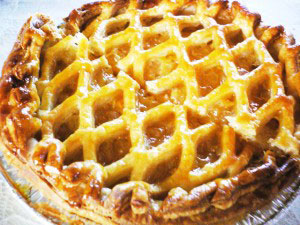 大樹 福屋のアップルパイ