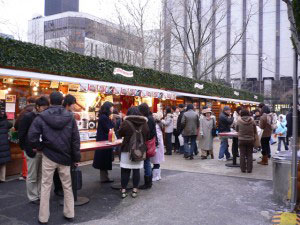 札幌大通りミュンヘン・クリスマス市