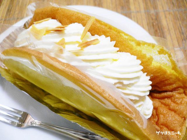 オムレツ バナナ