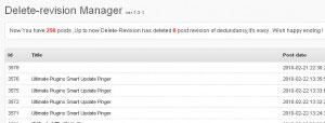 Delete-Revision