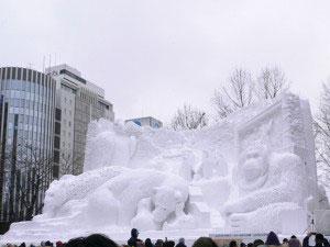 雪祭り2010