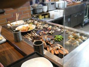 ドーミーイン小樽朝食