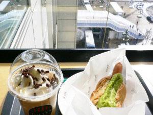札幌駅ステラプレイス タリーズコーヒー