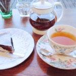 ろまん亭 カフェ・ド・ロマン藻岩下店 ケーキセット