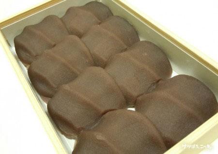 伊勢赤福餅