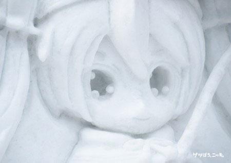 雪ミク 2015
