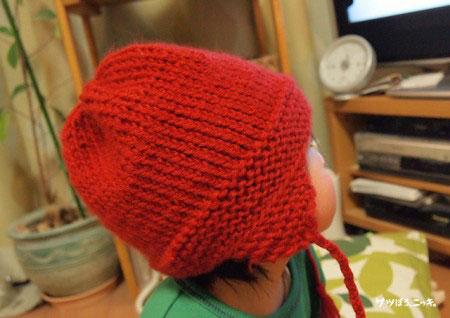 子供ニット帽