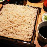 東家寿楽のざる蕎麦