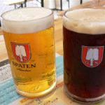 大通りビアガーデン11丁目札幌ドイツ村のドイツビール