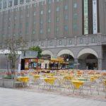 札幌駅南口広場 サマーフェスタビヤガーデン