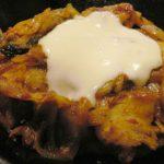 カラオケキャッツアイ 冬のおすすめメニュー 豚キムチーズ丼