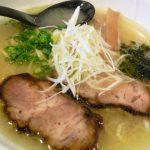 真駒内 麺 hinata屋の塩ラーメン