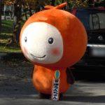 上士幌町のご当地ゆるキャラ ほろんちゃん
