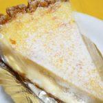 マザーリーフのチーズケーキ
