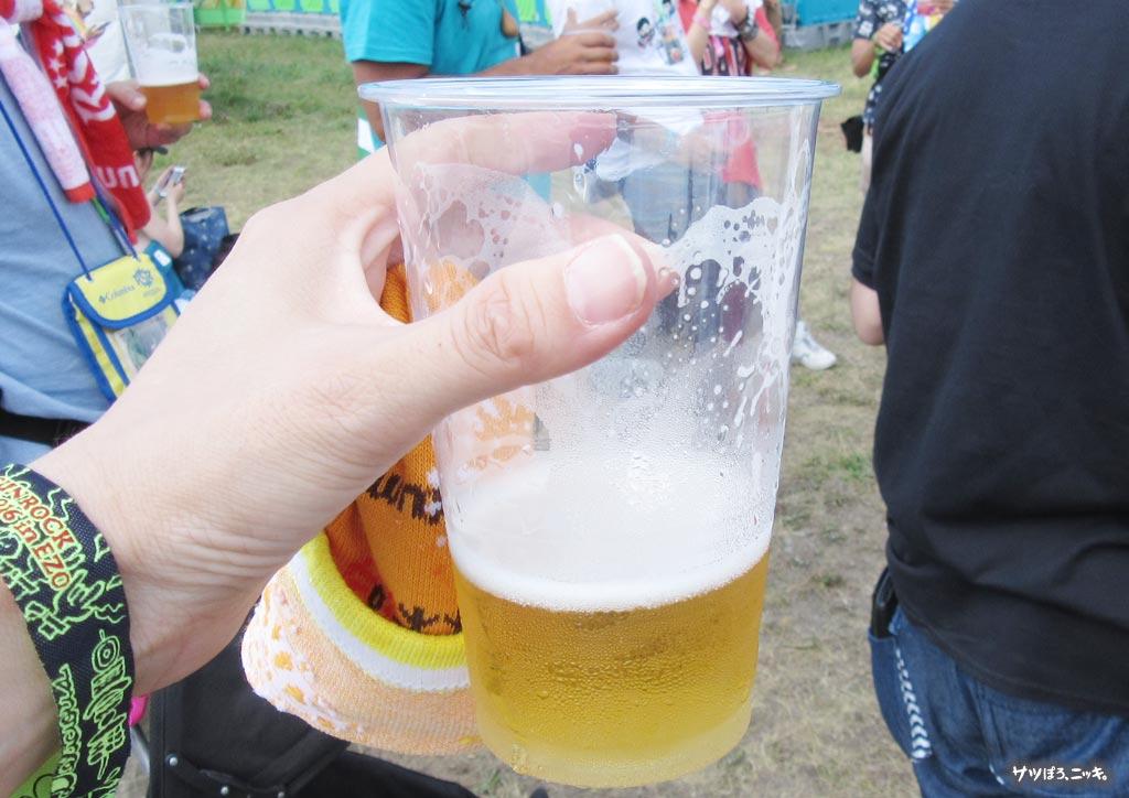 RSR 2016 ビール