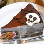 シャモニーのハロウィンケーキ