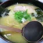手打ちラーメン 麺工房 高砂の鶏白湯ラーメン塩