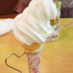 壺屋のソフトクリーム