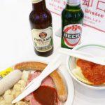 札幌ミュンヘンクリスマス市 2010 食べ物そのいち
